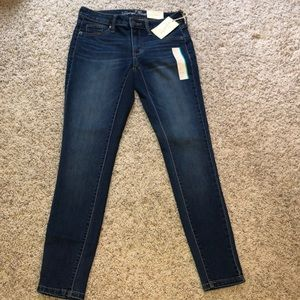 Universal Thread mid rise jeffings size 2S